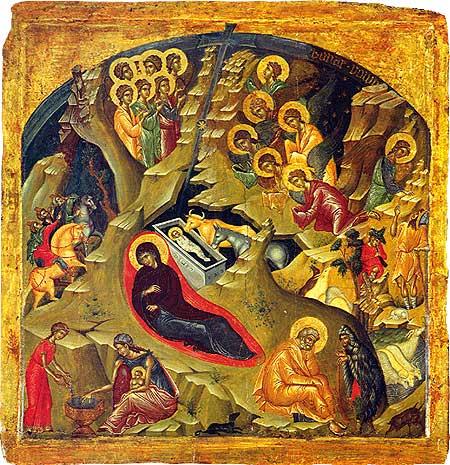 Icoon_Geboorte_Christus